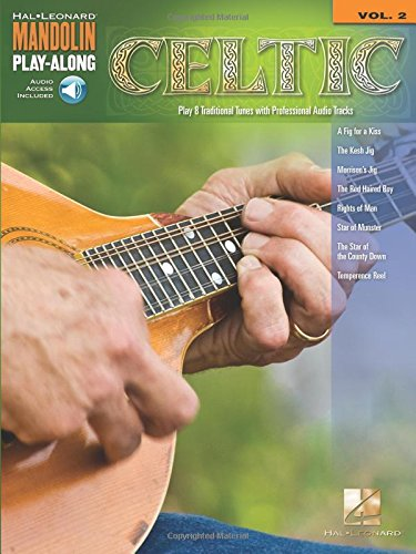 Mandolin Play-Along Volume 2: Celtic: Play-Along, CD für Mandoline (Hal Leonard Mandolin Play-along, Band 2)
