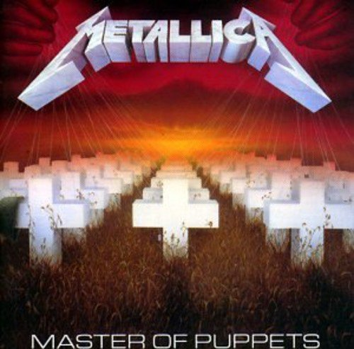 Metallica: Master Of Puppets (Audio CD)