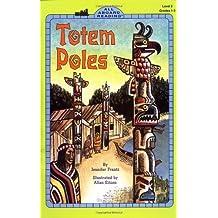 Totem Poles (All Aboard Reading) by Jennifer Frantz (2001-01-15)