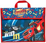 Disney, Cartable multicolore Blaze And The Monster Machines L