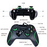 Wired Controller Gamepads für Xbox One Konsole /Joystick Joypad Windows 7/8/910, TV, Android, PC