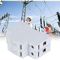 Protección contra sobretensiones fotovoltaicas relámpago dispositivo doméstico protección contra sobretensiones 2P(2P20KA)