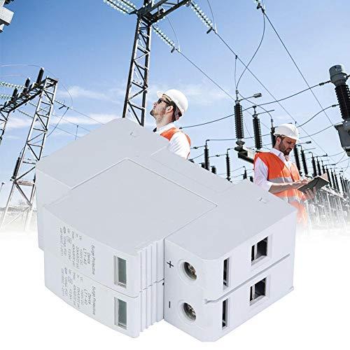 2P Haus-Überspannungsschutz DC-Photovoltaik-Haushalts-Blitzschutz-Niederspannungsableiter (2P20KA)