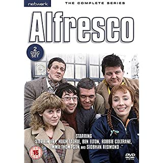 Alfresco - The Complete Series [UK Import]