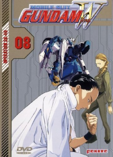 Mobile Suit Gundam Wing - Vol. 8, Episoden 36-40 (Mobile Suit Gundam Wing)