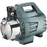 Metabo 600978000 HWA 3500 Surpresseur Automatique Domestique Inox Multicolore