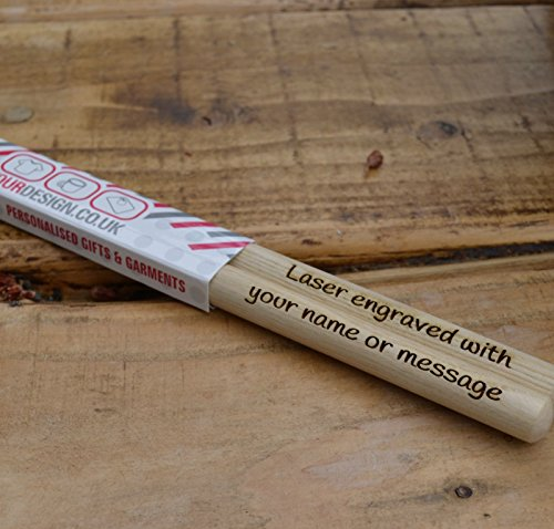 personalised-drumsticks-laser-engraved-drum-sticks-made-from-top-grade-hard-wearing-maple
