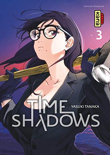 Time Shadows Edition simple Tome 3
