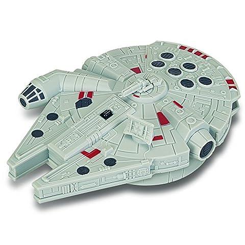Giochi Preziosi - 7922 - Millenium Falcon Star Wars - 15 cm - Multicolore