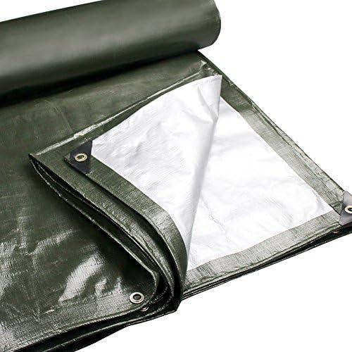 JU FU FU Tela impermeabilizzante in polietilene resistente resistente resistente all'acqua resistente al sole perché tenda da campeggio all'aperto 180 g m², 22 taglie, Esercito verde @ (dimensioni   2X3m) | vendita di liquidazione  | Promozioni  625a3e
