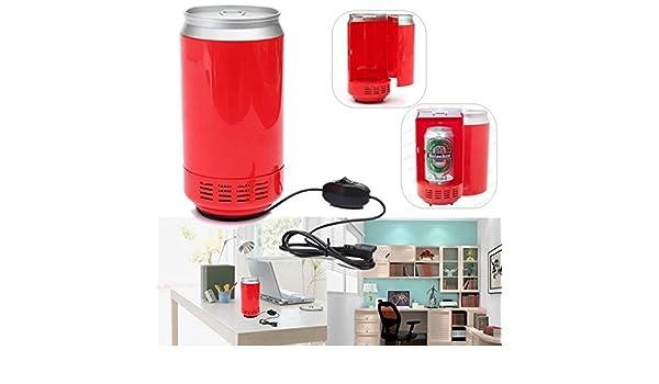 Mini Kühlschrank Usb Anschluss : Tragbare mini usb led pc kühlschrank amazon elektronik