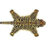 Die Spiegelburg 14151 Teppich Tiger Lieblingsstücke (ca. 90 x 150 cm)