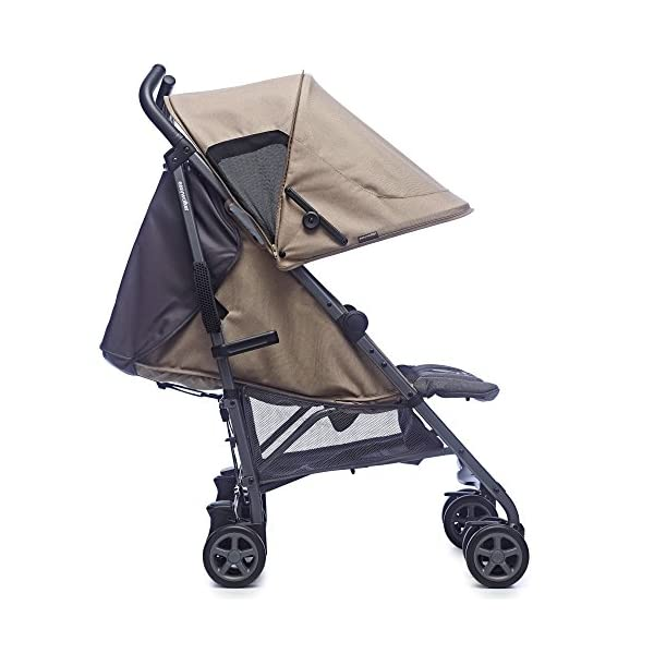 Easywalker Buggy Ibiza Brunch  Suitable from birth 5 point 3 position harness Four recline positions with near flat recline 2