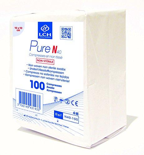 LCH N 40-100 gasa no tejida