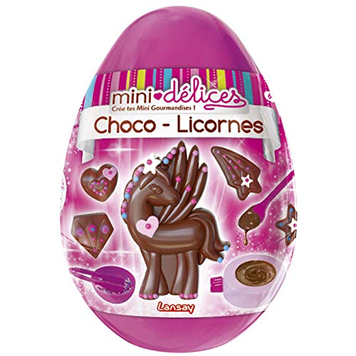 Lansay 17853 Mini-Delices - Huevo de Chocolate
