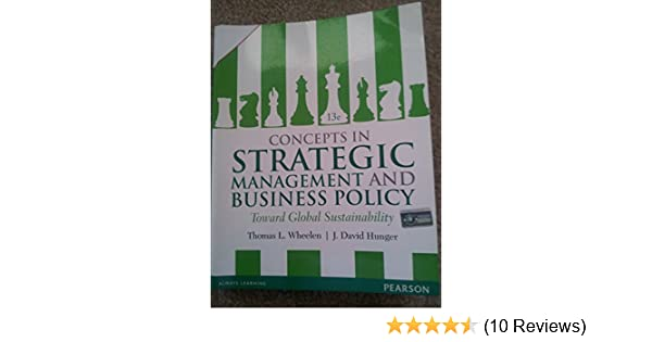 Buy concepts in strategic management and business policy old buy concepts in strategic management and business policy old edition book online at low prices in india concepts in strategic management and business fandeluxe Images