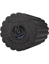 Medisana Vibration rôle Power Pro à roulettes avec profondeur de vibrations, noir, 79466