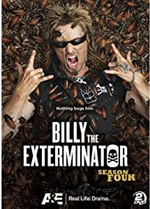 Billy the Exterminator: Season 4 [Import USA Zone 1]