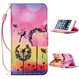 LEECO iPod Touch 5 6th Case,Fashion Synt...