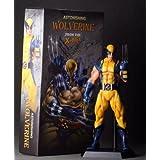Marvel Legends Wave ASTONISHING X-men Wolverine Logan 12 Statue Figure Figurine by Unknown