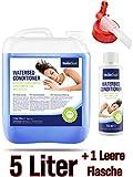Wasserbett Conditionierer Conditioner inkl. Ausgießer & Flasche - 5 Liter Kanister mit allen Wasserbetten kompatibel