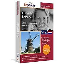 Curso de holandés para principiantes (A1/A2): Software compatible con Windows y Linux. Aprende holandés con el método de aprendizaje de memoria a largo plazo