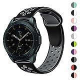 Hagibis-Armbänder Kompatibel mit Samsung Galaxy Watch 42 mm/Samsung Gear Sport/Samsung Galaxy Watch...
