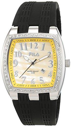 Damen-reloj fila cuarzo analógico caucho FA-641247