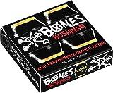 Bones Wheels Huesos Ruedas Medio bujes (Juego de 2), Unisex, TCPHB3MDXS, Negro, Talla única