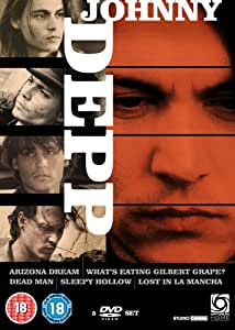 Johnny Depp Collection [DVD]