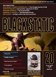 Black Static #20 (Black Static Horror and Dark Fantasy Magazine Book 2010) (English Edition)