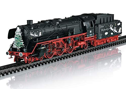 Märklin 39006 Weihnachts-Dampflok BR 01 DB Lokomotive, Modellbahn, Diverse - 2