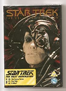 Star Trek - The Collector's Edition - TNG 14 - The Icarus Factor, Pen Pals, Q Who