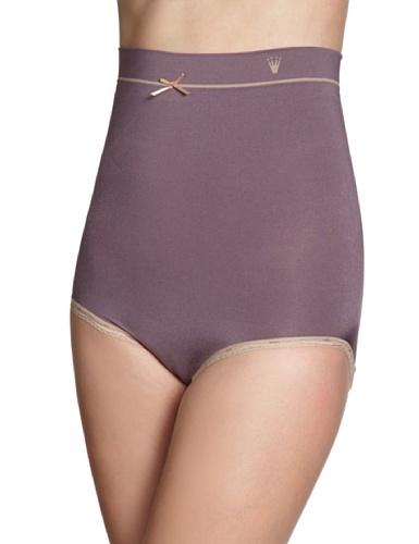Triumph Damen Pant, Smooth Sensation Hi Panty , Gr. 38 (M), Violett (BLACK PLUM (C8))