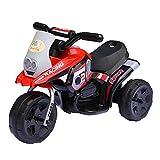 Moto Elettrica per Bambini 6V Kid Go Poket Poket Rossa