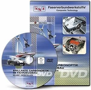 Brillante Carbonoptik im Fahrzeugbau - selbst herstellen
