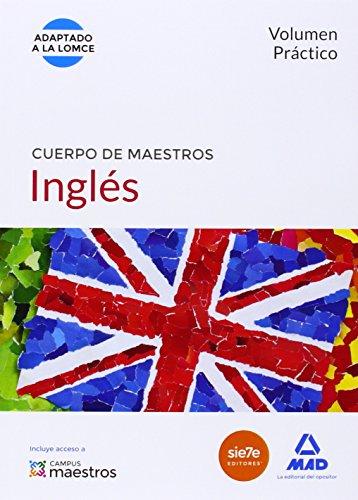 CUERPO DE MAESTROS INGLES