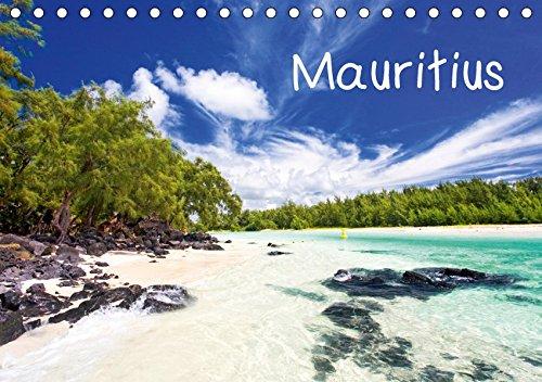 Mauritius (Tischkalender 2019 DIN A5 quer): Mauritius - Reiseziel im Indischen Ozean (Monatskalender, 14 Seiten ) por Jenny Sturm