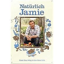 """Jamie Oliver: Retro-Blechschild """"Natürlich Jamie"""""""