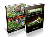Gardening: 2 And 1- Gardening and Homemade Shampoos (English Edition)