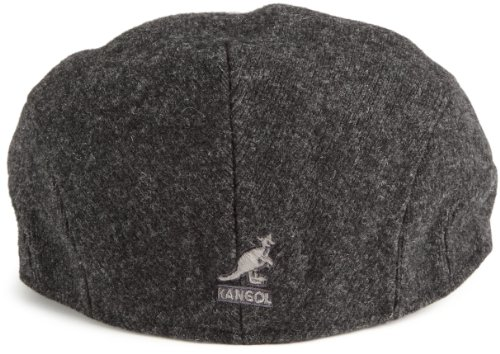 Kangol Wool 507, Casquette Souple Homme, Small Gris - Grey (Dk Flannel)