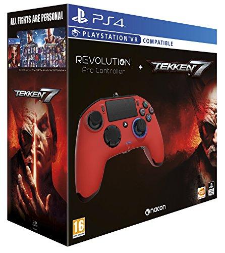 Tekken 7 + Revolution Pro Controller