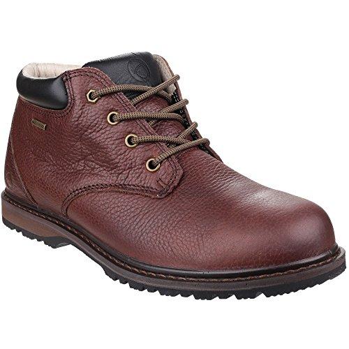 Cotswold Hommes Bredon Hiking Chaussures De Travail Sécurités Cuir Imperméable