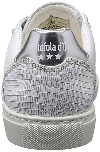 Pantofola d'Oro Biasca Donne Low, chaussons d'intérieur femme Beige (Marshmallow)