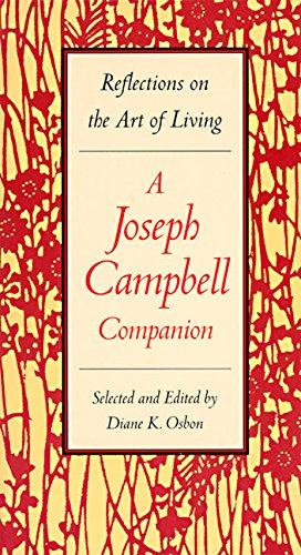 A Joseph Campbell Companion: Reflections on the Art of (Art Fairy Body)