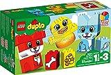 LEGO® DUPLO® Meine ersten Tiere - Farben lernen
