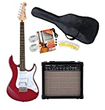 Yamaha Pacifica 012 RM Red – Chitarra elettrica Starter Set