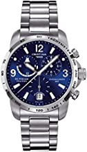 Comprar Certina C001.639.11.047.00 - Reloj para hombres, correa de acero inoxidable color plateado