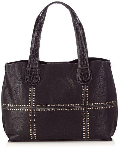 Gabor Sophie Shopper 6919 Damen Shopper 41x32x14 Cm (bxhxt) Schwarz (schwarz 60)