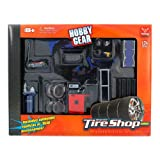 Repair Tire Shop Series 1:24 Scale - 20 pc set by Phoenix